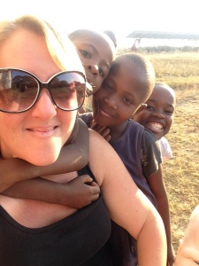 Not ready to leave my Swazi family yet!